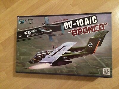 Kitty Hawk 1/32 OV-10 A/C Bronco