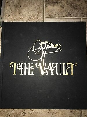 Gene Simmons The Vault Cd Book With Cds
