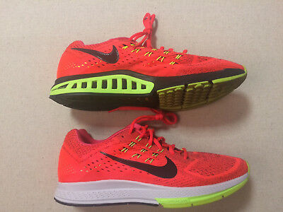 brand new a065d ce0ca Nike Sneaker Air Zoom Structure 18 Fluo Orange , EUR 43