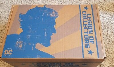 DC Comics Legion Of Collectors The Joker- Themed Empty Gift Box Only