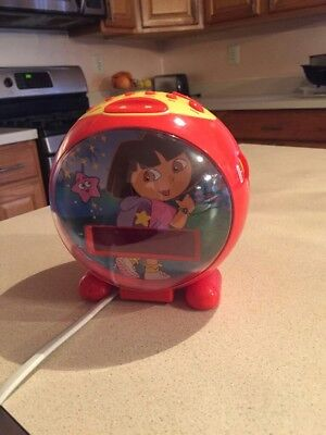 Dora The explorer Alarm Clock Radio