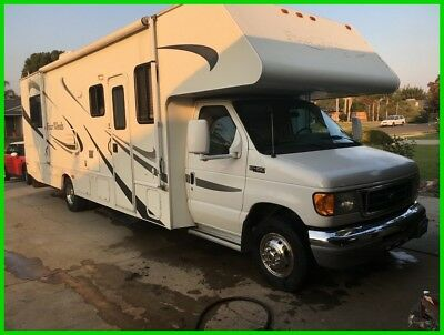05 Thor Four Winds Chateau 31V 31'6 Class C Motorhome Ford Gas Engine Slide Out