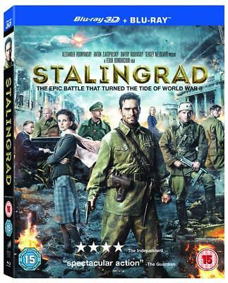 Stalingrad (3D + 2D Blu-ray, 2 Discs, Region Free) *BRAND NEW/SEALED*