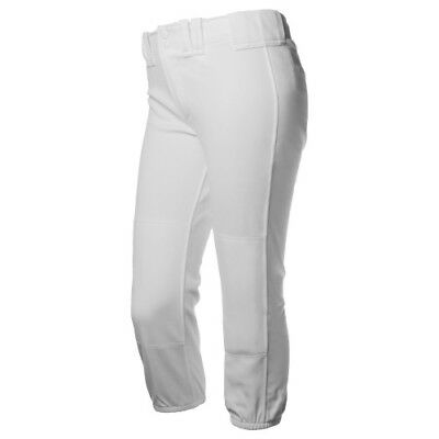 Rip-It Classic Fastpitch Softball Pant Youth - White - L