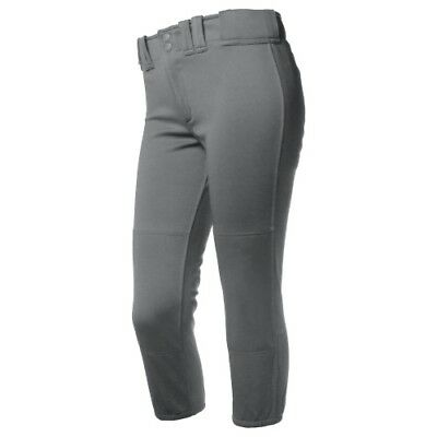Rip-It Classic Fastpitch Softball Pant Youth - Charcoal - L