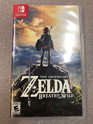 The Legend Of Zelda- Replacement Case Only- Free Shipping