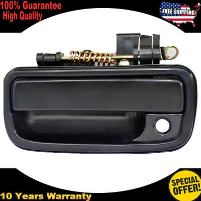 Outside Exterior Door Handle Black Left Hand For 1995-2004 Tacoma Toyota F2