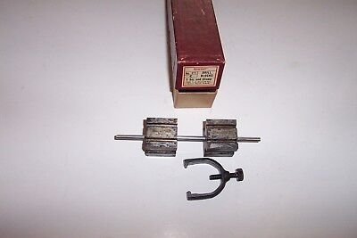 Starrett machinist #271 C drill block set with clamp in very good condition