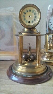 Franz Vosseler 400 Day Anniversary Torsion Clock
