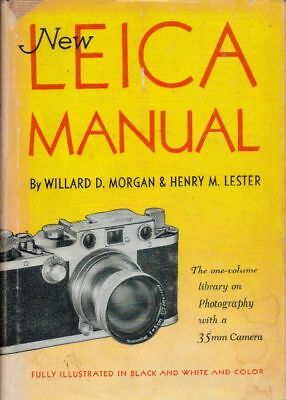 New Leica Manual, 12th Edition by Morgan & Lester