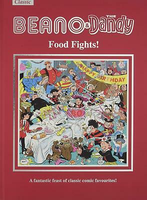 Beano & Dandy Giftbook 2019 - Food Fights! (Annuals 2019)