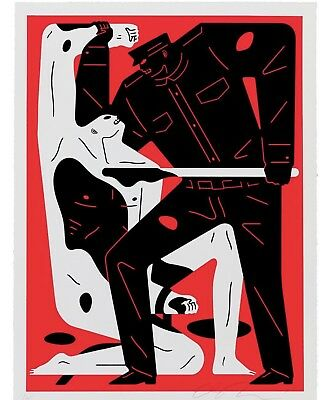 "Cleon Peterson ""Blood And Soil 3"""