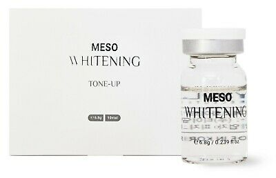 BB GLOW SERUM MTS Meso Ampoule Whitening Tone-Up Professional use—Physiolab