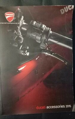 Ducati Official Accessories Catalogue 2015 (Softcover)