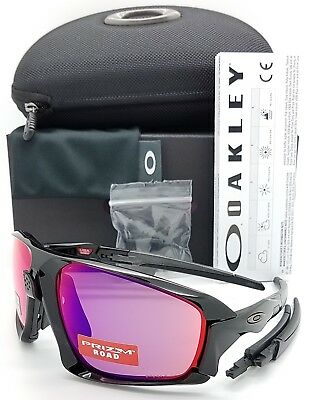57c03495ab765 NEW Oakley Field Jacket sunglasses Black Prizm Road 9402-0164 AUTHENTIC  9402-01