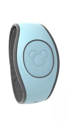 Disney Parks Teal Baby Blue Magicband 2 Magic Band Link It Later