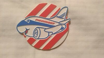 Piedmont Airlines Pin Vintage from 1980s FREE SHIPPING