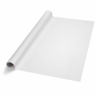 White Writing Film Self-Adhesive Whiteboard Sticker for School/Office Convenient