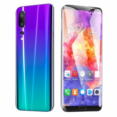 6.1-inch eight-core gradient color smartphone 4+74GB Solid And PracticR0