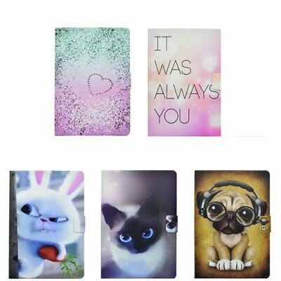Cute Tablet Cover Case For iPad 2 3 4/Mini/Air/Pro Samsung Tablet Kindle Fire