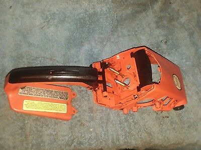 Stihl ms210c 35cc throttle handle top cover  used OEM  chainsaw part bin1024