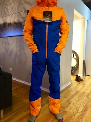 fashion style clearance sale big sale MAMMUT NORDWAND PRO HS Ski/Mountaineering Suit - Large ...