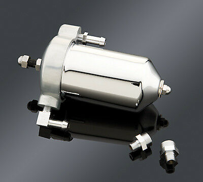 V-Twin Manufacturing Original Style Accessory Oil Filter System