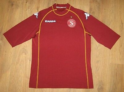 Servette Switzerland 2006 - 2007 rare Kappa home shirt size L