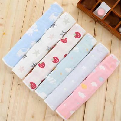 Cotton Baby Infant Wrap Swaddle Nappies Baby Feeding Stroller Cover Bibs New FI