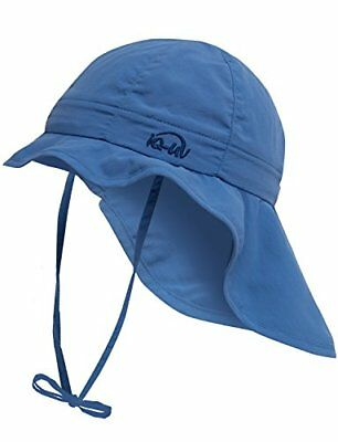 iQ-UV Kids Hat (50-55 cm|blau|iQ-UV Kids Hat)