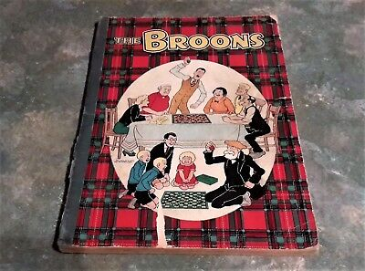 THE BROONS Annual 1958 (published 1957) comic book