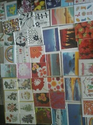 50 Gv Cards, Wholesale Joblot Greeting Cards