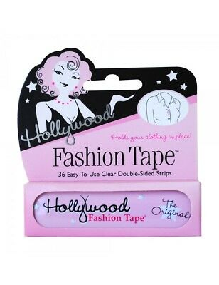 NEW Hollywood Fashion Tape 36 Strips Genuine Melbourne Stock