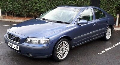 Volvo S60 2.0t/Only 82k miles/2 prev owners/Sunroof/Great condition for age