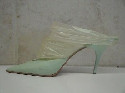 Just The Right Shoe by Raine, Step into Elegance collection, Mint Jubilee