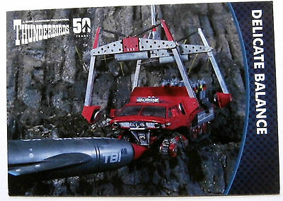 THUNDERBIRDS 50 YEARS - Card #10 - Gerry Anderson - Unstoppable Cards Ltd 2015