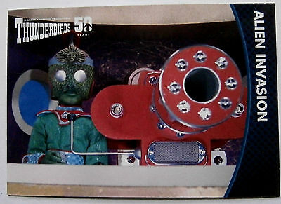 THUNDERBIRDS 50 YEARS - Card #25 - Gerry Anderson - Unstoppable Cards Ltd 2015