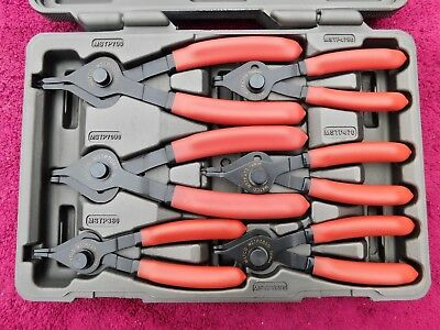 Matco *new!* Smstp6 6-Piece Snap Ring Plier Set!