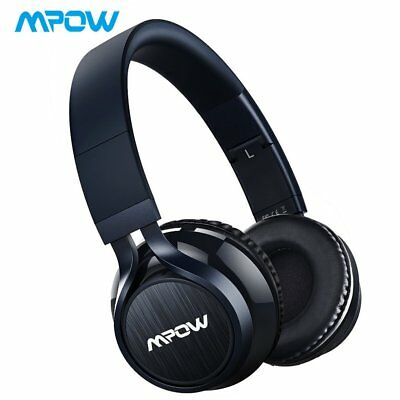 Mpow Thor Foldable Bluetooth Headphones Wireless Headset Earphone for iPhone