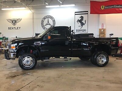 2008 Ford F-350 XLT 2008 Ford F-350 F350 DRW 4X4 PICKUP DIESEL DOOLY DUALLY 4WD POWERSTROKE F250