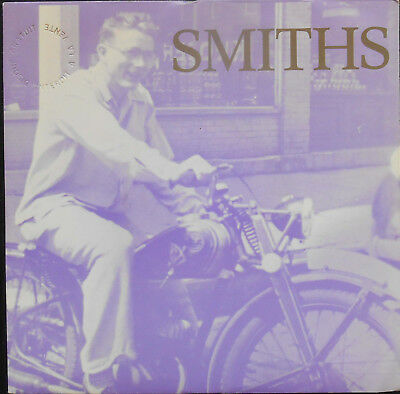 """THE SMITHS BIG MOUTH STRIKES AGAIN 7"""" French PROMO 1986 NMint"""