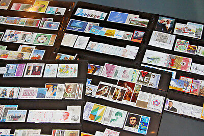Belgium - 1976-2003 - Large Unmounted Mint (Mnh)  Collection In Stocksheets
