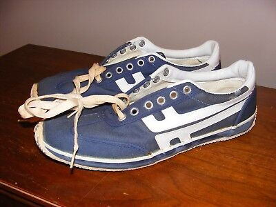 "VINTAGE 1970's SEARS ""SONIC"" SNEAKERS, SIZE 11, OLD STOCK, NEVER WORN, NO BOX"