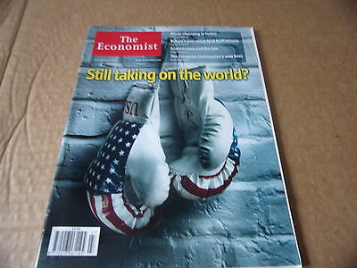 THE ECONOMIST - July 3rd - 9th 2004 Still taking on the World?