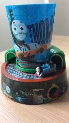 Thomas Tank Toothbrush Cup And Holder