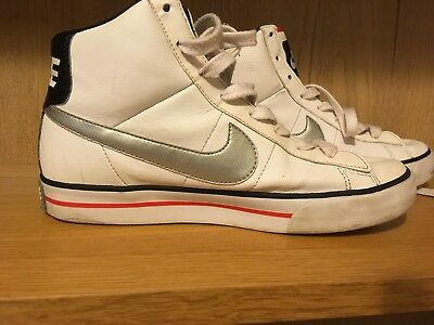Nike high tops 4, vintage, retro, unique
