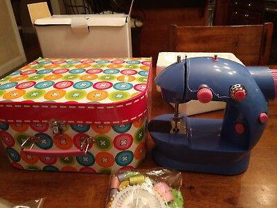 SEWING MACHINE SEW Ette Childs 4040 PicClick Stunning Alex Sew Fun Sewing Machine