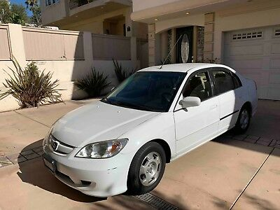 2005 Honda Civic 4D Honda Civic Hybrid 2005