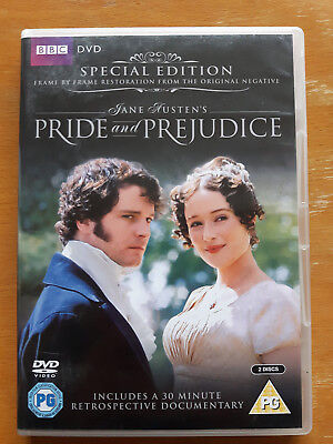 Stolz und Vorurteil - Pride and Prejudice - 2 DVD Set - Jane Austen, Colin Firth