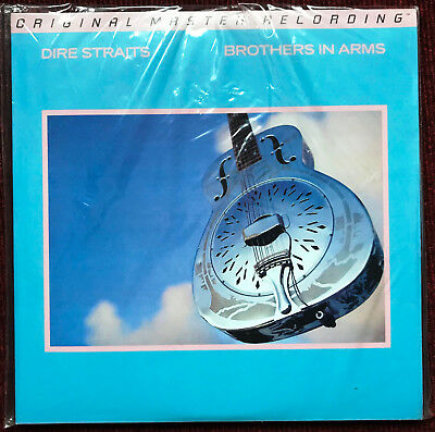 MFSL 2-441 - Dire Straits - BROTHERS IN ARMS - 2LPs (45rpm) - NEU/OVP/SLD.!